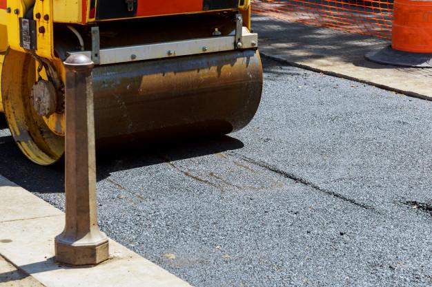 Reparação das Ruas do Centro